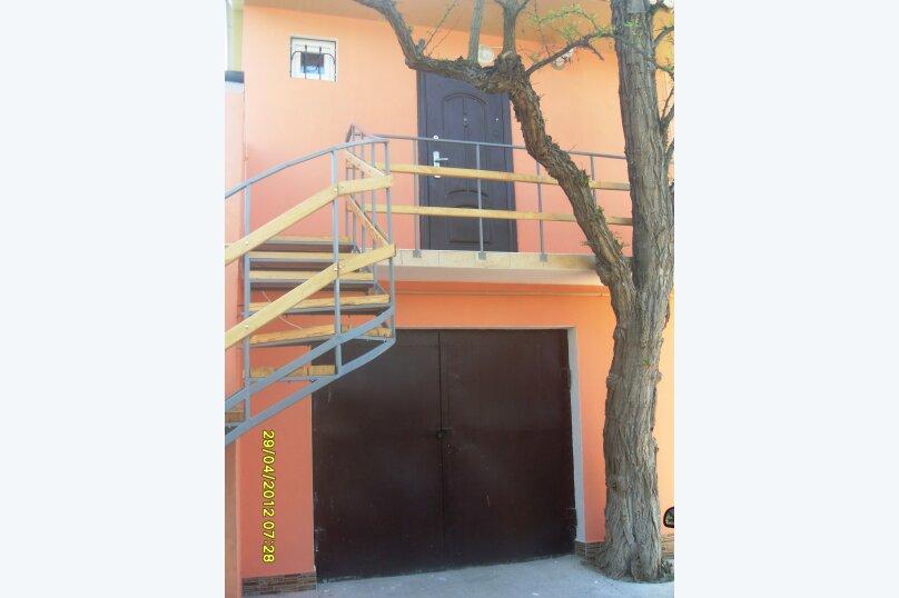 Сдам частный домик в районе парка, 70 кв.м. на 8 человек, 2 спальни, улица Токарева, 9, Евпатория - Фотография 4