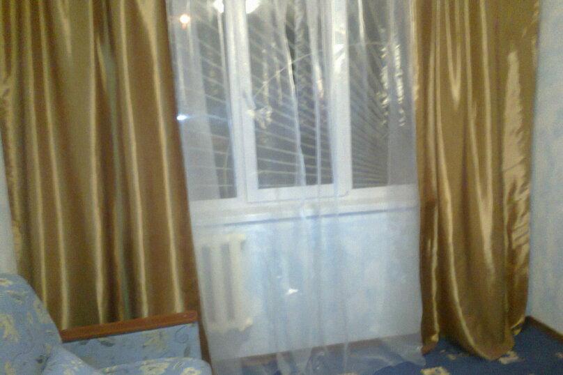 2-комн. квартира, 45 кв.м. на 4 человека, Софьи Перовская, 25, Уфа - Фотография 3