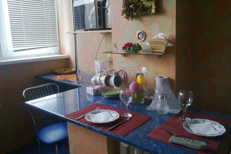 2-комн. квартира, 45 кв.м. на 3 человека, улица Степана Кувыкина, 10А, Уфа - Фотография 3