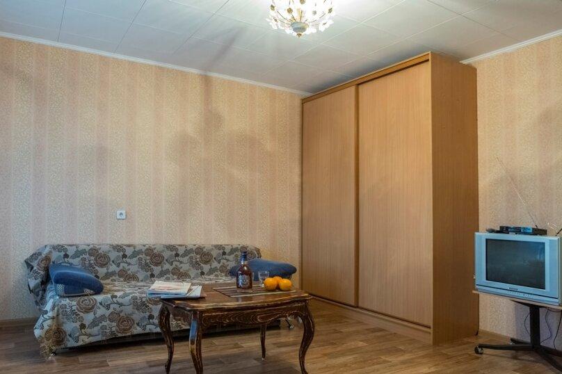 1-комн. квартира, 50 кв.м. на 4 человека, Трудовая улица, 72, Иркутск - Фотография 1