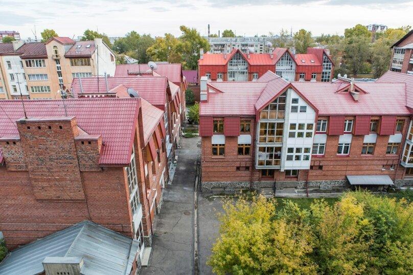 1-комн. квартира, 50 кв.м. на 4 человека, Трудовая улица, 72, Иркутск - Фотография 9