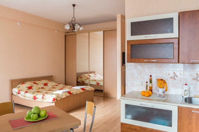 1-комн. квартира, 41 кв.м. на 3 человека, Дальневосточная улица, 144, Иркутск - Фотография 2