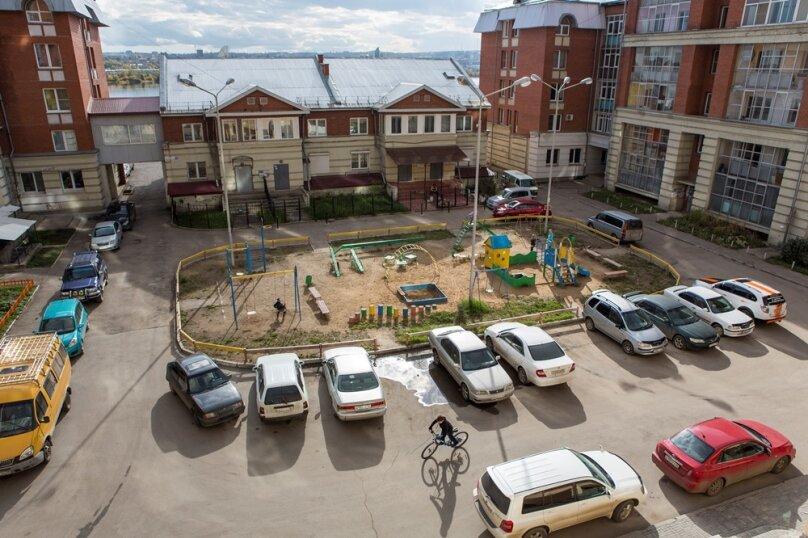 1-комн. квартира, 41 кв.м. на 3 человека, Дальневосточная улица, 144, Иркутск - Фотография 4