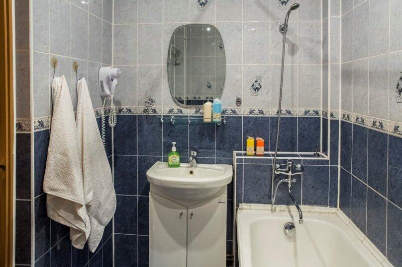 1-комн. квартира, 41 кв.м. на 3 человека, Дальневосточная улица, 144, Иркутск - Фотография 5