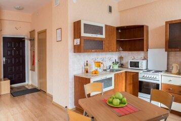 1-комн. квартира, 41 кв.м. на 3 человека, Дальневосточная улица, 144, Иркутск - Фотография 1