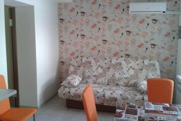2-комн. квартира, 36 кв.м. на 4 человека, улица Федько, Феодосия - Фотография 2