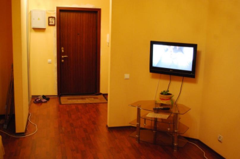 1-комн. квартира, 39 кв.м. на 3 человека, улица Победы, 47, Ярославль - Фотография 4