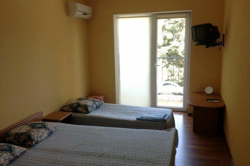 Сдам дом или отдельные номера у моря, 170 кв.м. на 9 человек, 3 спальни, шоссе Свободы, 19, Алупка - Фотография 8