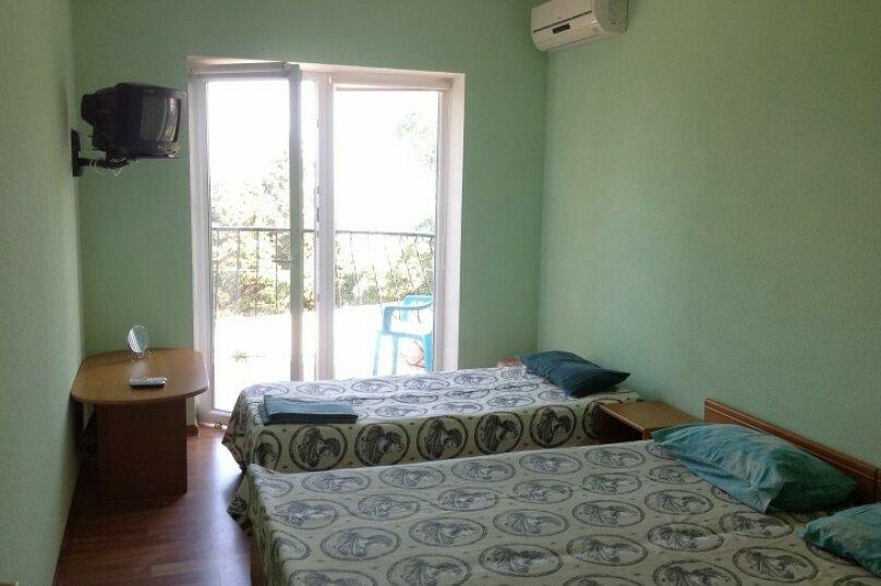 Сдам дом или отдельные номера у моря, 170 кв.м. на 9 человек, 3 спальни, шоссе Свободы, 19, Алупка - Фотография 12