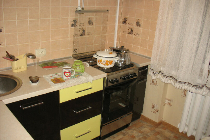 1-комн. квартира, 31 кв.м. на 5 человек, улица Казаса, 11, Евпатория - Фотография 16