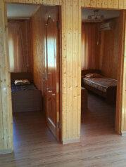 Деревянный коттедж №1, 37 кв.м. на 4 человека, 2 спальни, Приморская улица, Благовещенская - Фотография 4