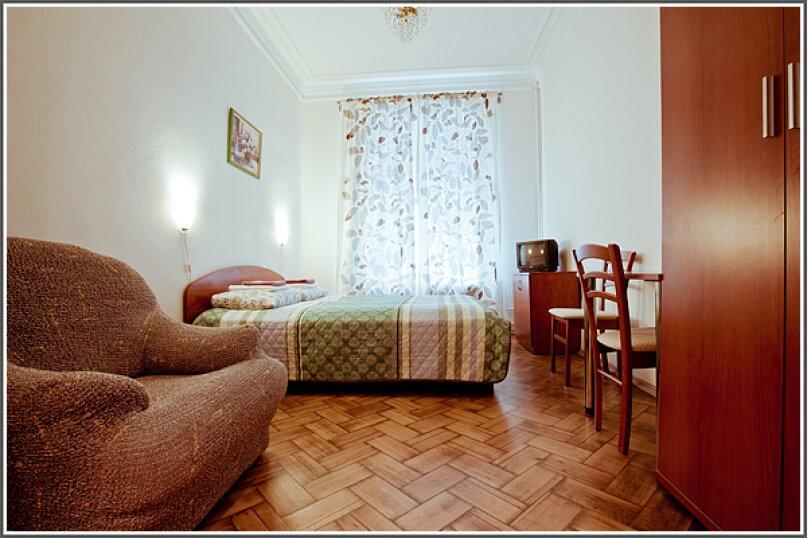 1-местный номер, Большой Сергиевский переулок, 20, Москва - Фотография 1