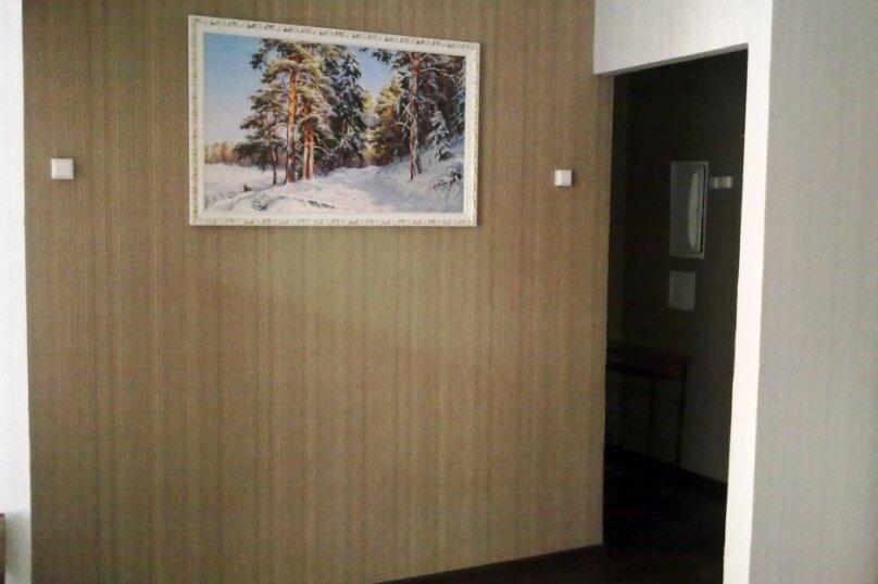 2-комн. квартира, 50 кв.м. на 4 человека, набережная Северной Двины, 6к1, Архангельск - Фотография 9