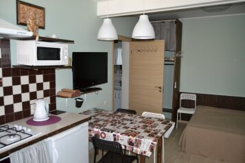 1-комн. квартира, 25 кв.м. на 3 человека, улица Токарева, 61, Евпатория - Фотография 1