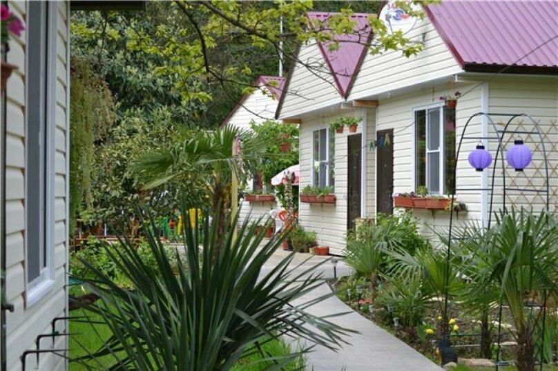 Домик 3-х местный однокомнатный, 20 кв.м. на 3 человека, 1 спальня, Енисейская улица, 4, Лоо - Фотография 26