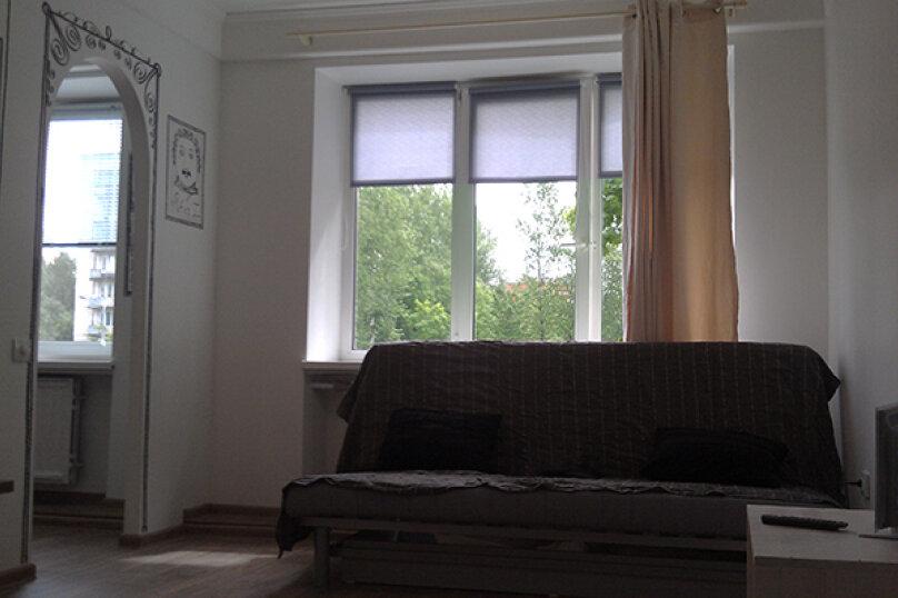 1-комн. квартира, 34 кв.м. на 4 человека, Заневский проспект, 30, метро Новочеркасская, Санкт-Петербург - Фотография 6