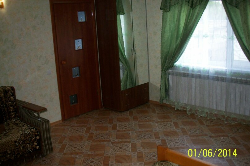 1-комн. квартира, 20 кв.м. на 3 человека, улица Мичурина, 24, Саки - Фотография 5