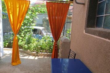 Домик с двориком лето 2019, 25 кв.м. на 3 человека, 1 спальня, улица Токарева, Евпатория - Фотография 2