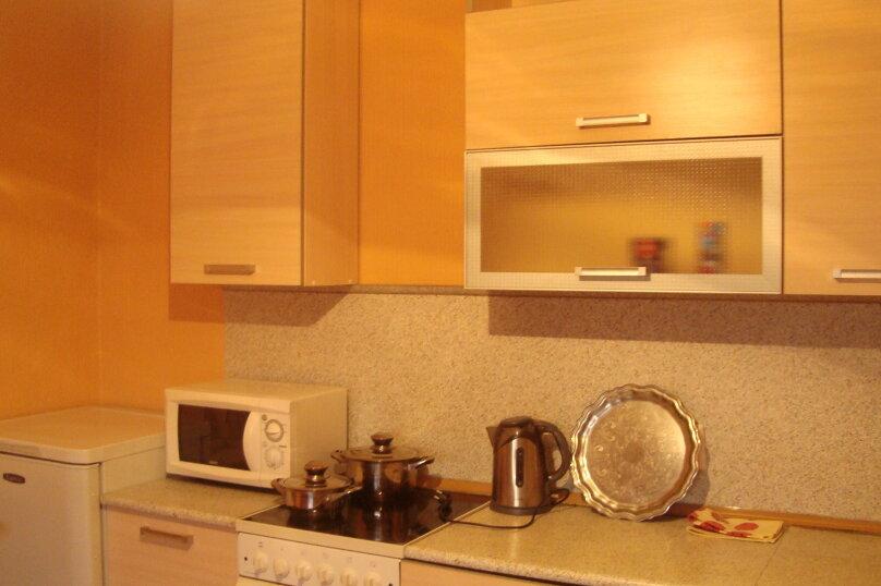 2-комн. квартира, 52 кв.м. на 4 человека, улица Котовского, 20, Новосибирск - Фотография 2