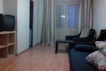 1-комн. квартира, 42 кв.м. на 4 человека, улица Александра Матросова, Промышленный район, Самара - Фотография 1