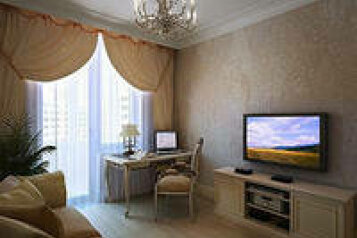 2-комн. квартира, 80 кв.м. на 3 человека, улица Истомина, 62А, Центральный округ, Хабаровск - Фотография 1