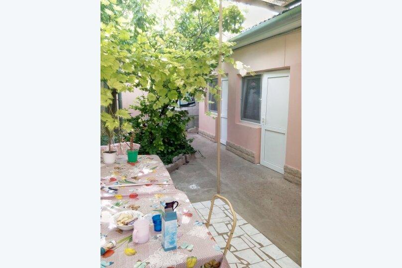 Номер 2хместный с общей кухней, душем и туалетом, улица 13 Ноября, 60А, Евпатория - Фотография 6