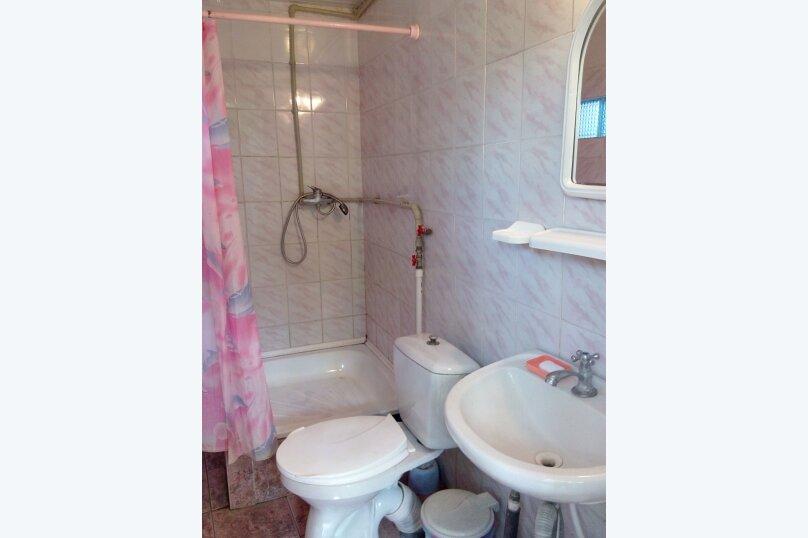 Номер 2хместный с общей кухней, душем и туалетом, улица 13 Ноября, 60А, Евпатория - Фотография 9