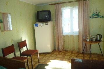 Сдам домик на 2-3чел. №3, 18 кв.м. на 3 человека, 1 спальня, улица Розы Люксембург, Алупка - Фотография 3