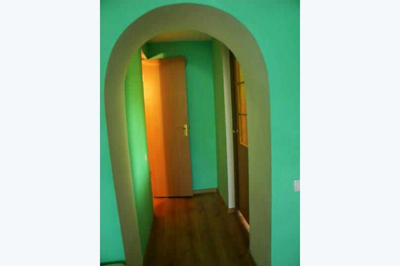 Номер  с кухней под ключ на 4 чел., 45 кв.м. на 4 человека, 1 спальня, Приморская улица, 12, Черноморское - Фотография 13