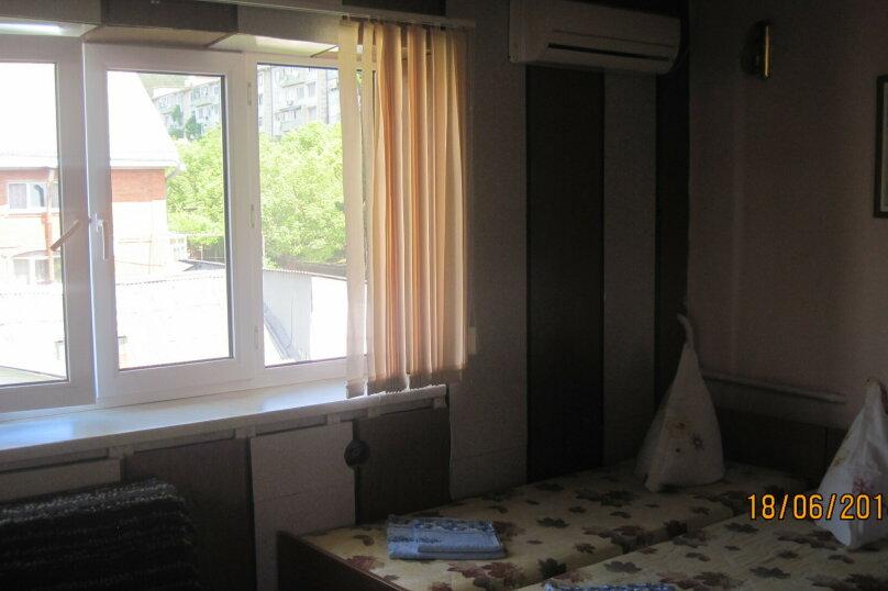 3-х мест. эконом(7,8) двухспал+ кровать, улица Победы, 181, Лазаревское - Фотография 1