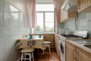 2-комн. квартира, 65 кв.м. на 6 человек, Кутузовский проспект, метро Кутузовская, Москва - Фотография 4