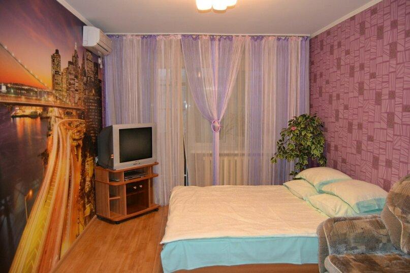 2-комн. квартира, 56 кв.м. на 6 человек, улица Генерала Ватутина, 8, Волгоград - Фотография 5
