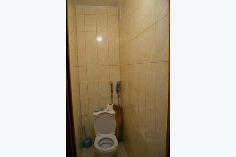 2-комн. квартира, 56 кв.м. на 6 человек, улица Генерала Ватутина, 8, Волгоград - Фотография 8