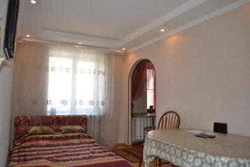 3-комн. квартира, 62 кв.м. на 6 человек, улица Забалуева, Ленинский район, Новосибирск - Фотография 1