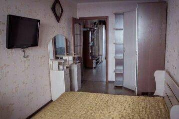 3-комн. квартира на 6 человек, Кузнецкстроевский проспект, 44, Новокузнецк - Фотография 3