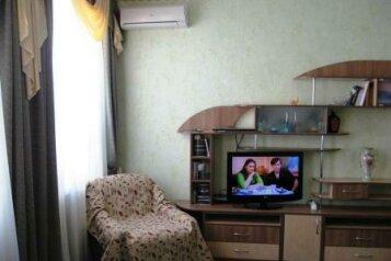 Трехкомнатный дом в Евпатории на 7 человек, 2 спальни, улица Просмушкиных, Евпатория - Фотография 1