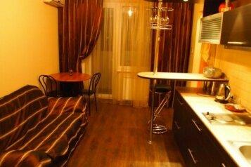 2-комн. квартира на 4 человека, Ноградская улица, 10, Новокузнецк - Фотография 2