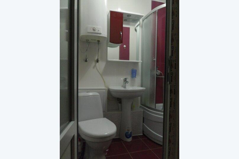 2-комн. квартира, 45 кв.м. на 5 человек, Западная улица, 15, Алупка - Фотография 12
