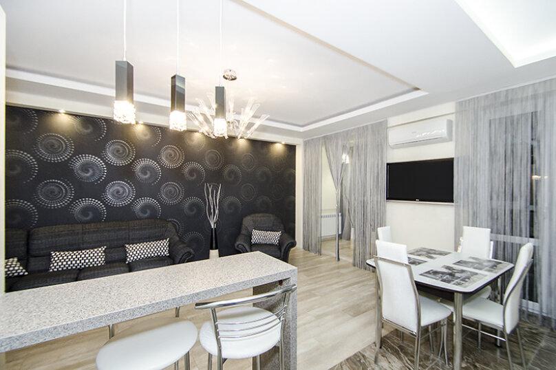 2-комн. квартира, 96 кв.м. на 4 человека, улица Курашова, 20, Казань - Фотография 6