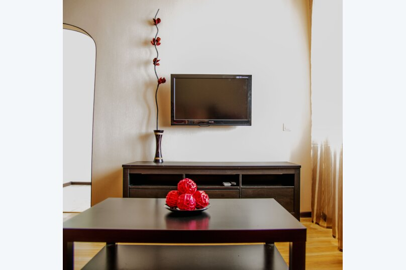 1-комн. квартира, 46 кв.м. на 4 человека, проспект Ямашева, 31А, Казань - Фотография 3