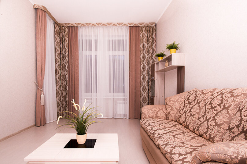 1-комн. квартира, 46 кв.м. на 4 человека, Оренбургский тракт, 24В, Казань - Фотография 2