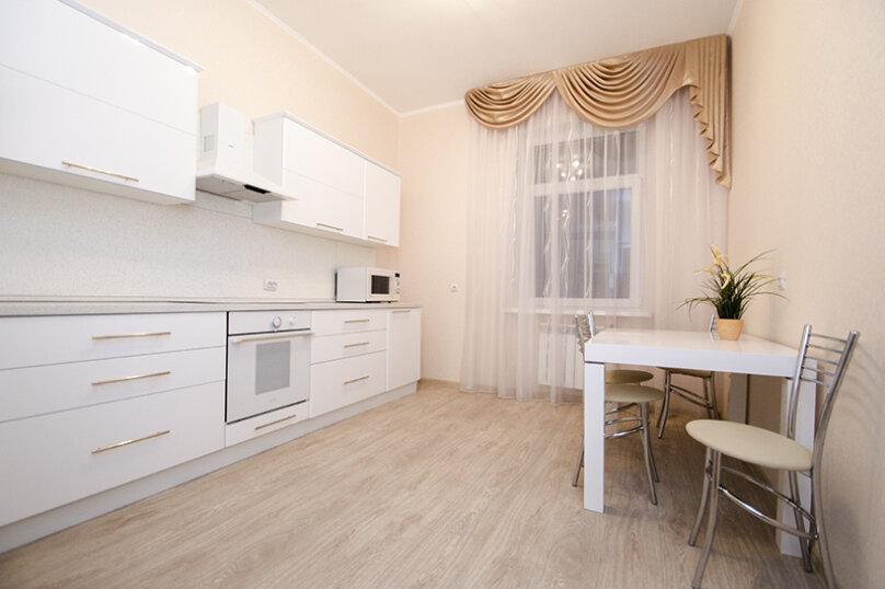 1-комн. квартира, 46 кв.м. на 4 человека, Оренбургский тракт, 24В, Казань - Фотография 4