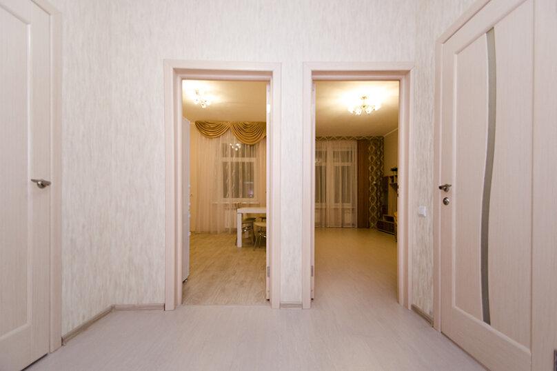 1-комн. квартира, 46 кв.м. на 4 человека, Оренбургский тракт, 24В, Казань - Фотография 5