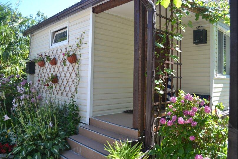 Домик Люкс 4-х мест 2-х комнатный с кухней, 35 кв.м. на 4 человека, 2 спальни, Енисейская улица, 4, Лоо - Фотография 51