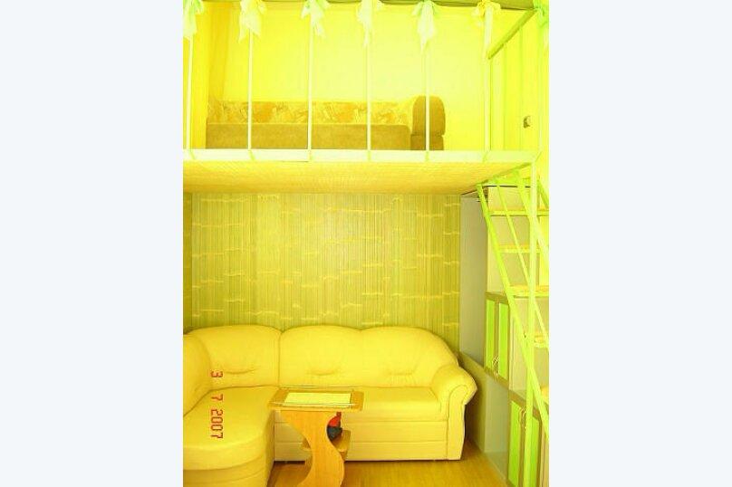 Коттедж на 3 человека, 2 спальни, улица Свердлова, 10, Ялта - Фотография 2