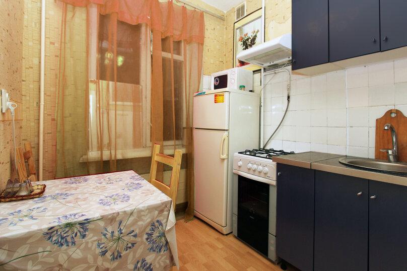 1-комн. квартира на 4 человека, Профсоюзная улица, 19, метро Профсоюзная, Москва - Фотография 1