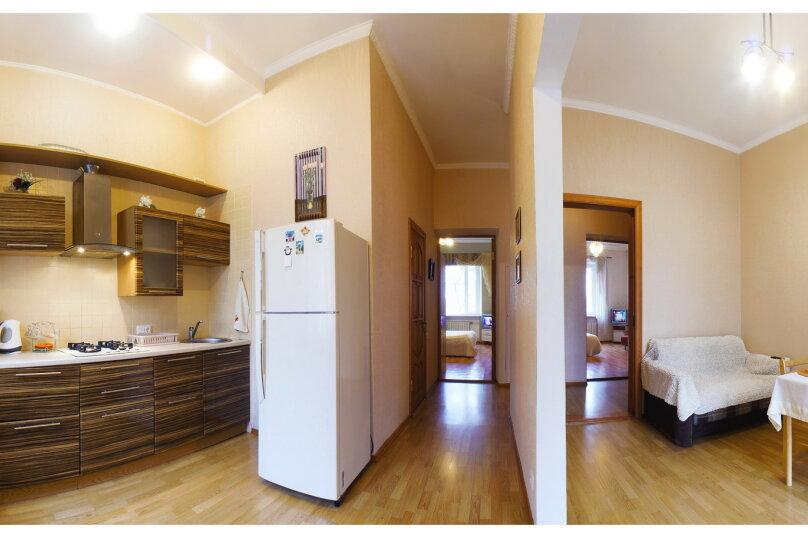 3-комн. квартира, 80 кв.м. на 8 человек, улица Ленина, 47, Севастополь - Фотография 13
