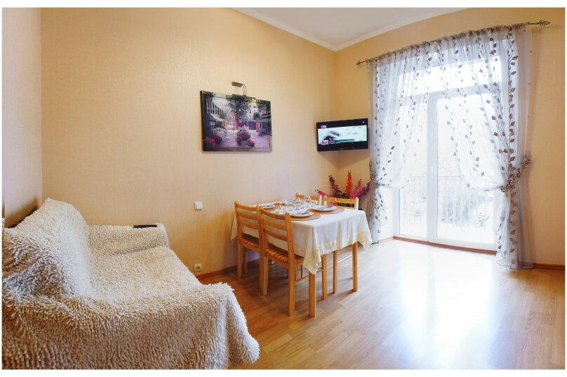 3-комн. квартира, 80 кв.м. на 8 человек, улица Ленина, 47, Севастополь - Фотография 14