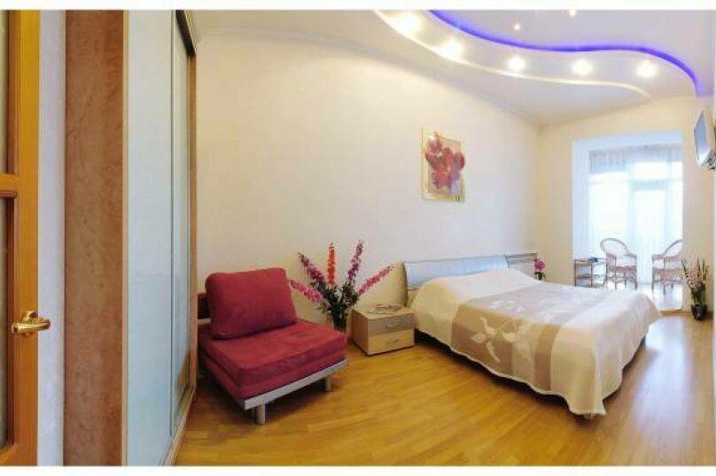 2-комн. квартира, 60 кв.м. на 5 человек, Большая Морская улица, 7, Севастополь - Фотография 10
