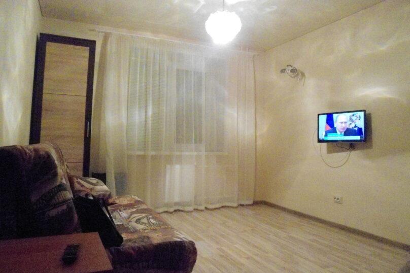 2-комн. квартира, 52 кв.м. на 4 человека, улица Антонова-Овсеенко, 59, Самара - Фотография 6